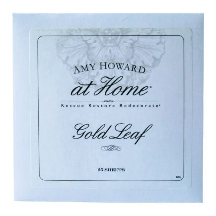 Amy Howard At Home Gold Leaf Sheets (AH915) - Specialty Paints - Ace Hardware