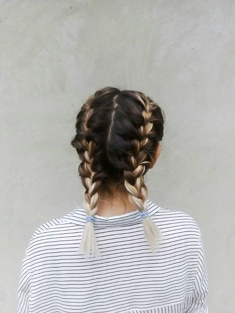 Best 25+ French braids ideas on Pinterest | French braid ...