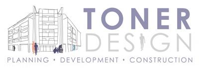 #Logo #Brand for design and development company Toner Design. Designed by The Creative Collective Newcastle