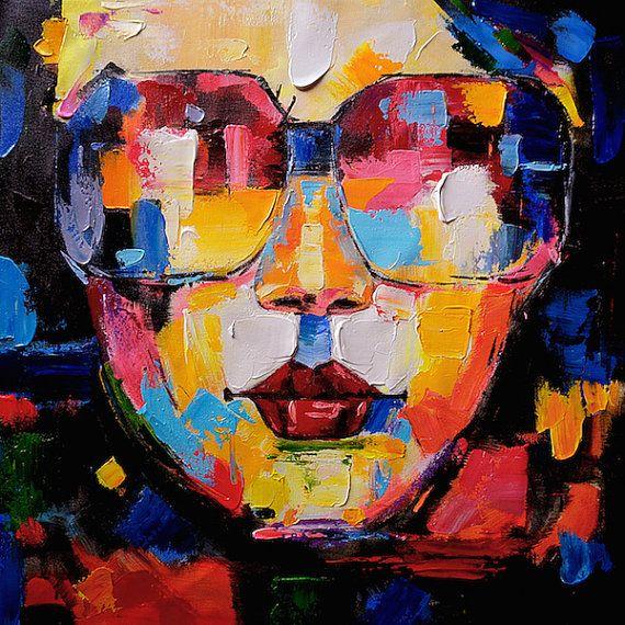 Best 25 pop art paintings ideas on pinterest pop art for Modern art paintings for home