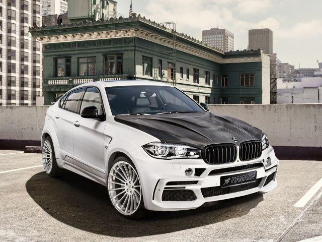 Voir cette image sur PhotosCar: Bénéficiant d'un kit carrosserie large et un kit de puissance très sérieux, Hamann BMW X6M F86 semble être une proposition excitante. PhotosCar vous présente cette photo, si cette image vous plait vous pouvez la télécharger. Merci de laisser un commentaire.