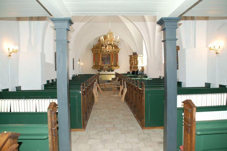 Hellested Kirke, Tryggevælde Provsti