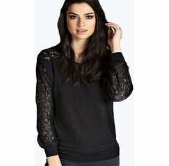 boohoo Lace Batwing Jumper - black azz13420 Go back to nature with your knits this season and add animal motifs to your must-haves. When youre not wrapping up in woodland warmers, nod to chunky Nordic knits and polo neck jumpers in peppered mar http://www.comparestoreprices.co.uk/womens-clothes/boohoo-lace-batwing-jumper--black-azz13420.asp