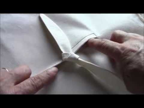 TR Cutting School-Online Class-Knotted Pocket