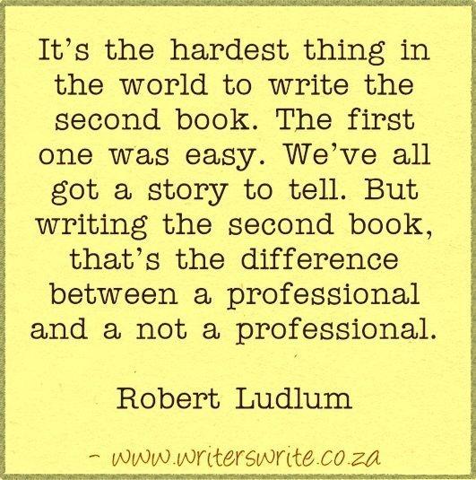 Quotable - Robert Ludlum - Writers Write Creative Blog