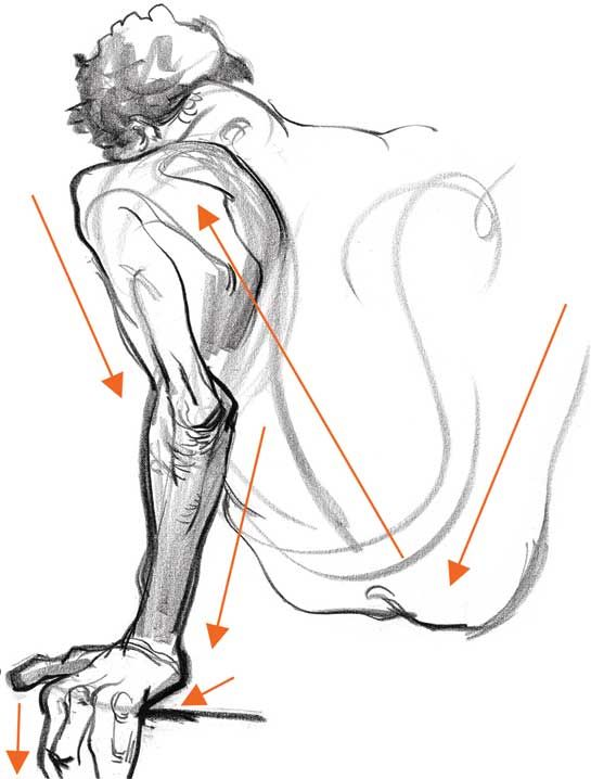 Michael Mattesi FORCE Figure Drawing - Recherche Google