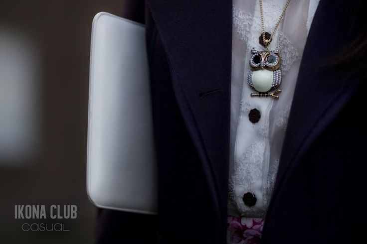 #STREET #FASHION #CASUAL #STYLE #BLOG #ACCESSORIES #SKIRT #SHIRT #NECKLACE #OWL #IPAD #CASE