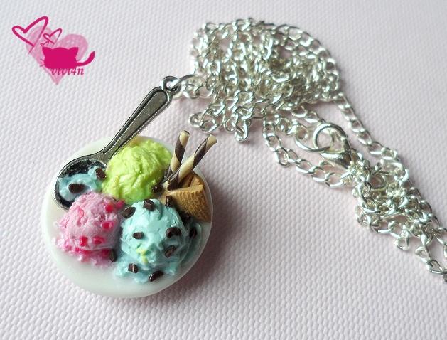 Fimo ice cream :)