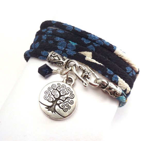Wrap Bracelet $33.00 #jewelry #handmade