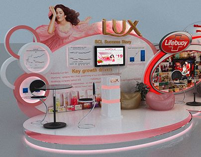 "Check out this @Behance project: ""Lifebuoy & Lux Booth"" https://www.behance.net/gallery/24491815/Lifebuoy-Lux-Booth"