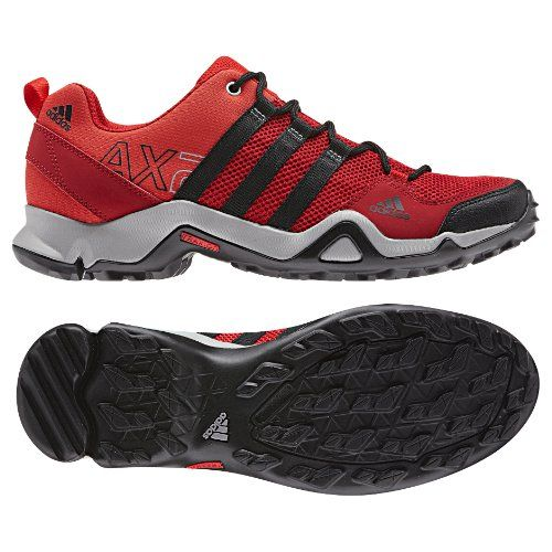 adidas Outdoor AX 2 Hiking Shoe – Men's #shoes http://www.theshoespack.com/adidas-outdoor-ax-2-hiking-shoe-mens/  adidas Outdoor AX 2 Hiking Shoe - Men's This versatile men's hiking shoe is built for easy trails and multifunctional use. With a low-cut mesh-and-synthetic upper, a lightweight EVA midsole for all-day cushioning and a grippy TRAXIONTM outsole.   Key Features of the Adidas Ax 2 Hiking Shoes:    Weight: 10.9 ounces (size 9)  Air mesh and synthetic upper  Molded sockliner ..
