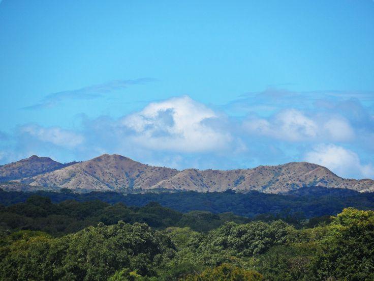 Parque Nacional Santa Rosa, ubicado en la provincia de Guanacaste a unos 50km norte de la ciudad de Liberia.