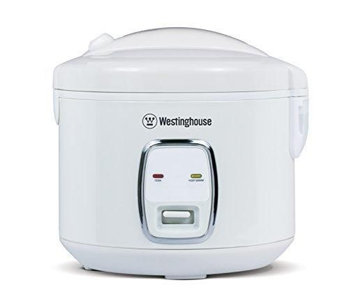 Westinghouse WRC201W 14-Cup Rice Cooker White