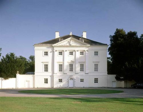 Twickenham, London, TW1. A lovely Palladian villa set in 66 acres of riverside parkland. Marble Hill is the last complete surviving example of the elegant villas and gardens which bordered the Thames between Richmond and Hampton Court in the 18th century.