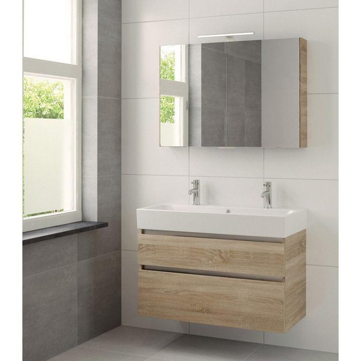 25 beste idee n over blauwe badkamers op pinterest blauwe badkamer verf badkamer kleuren - Scandinavische blauwe ...