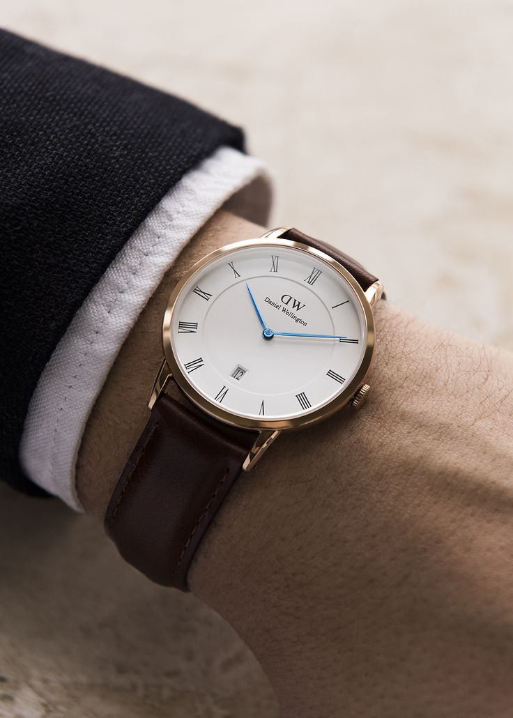 Introducing the brand new Dapper Collection by Daniel Wellington! Get yours at www.danielwellington.com!                                                                                                                                                                                 More
