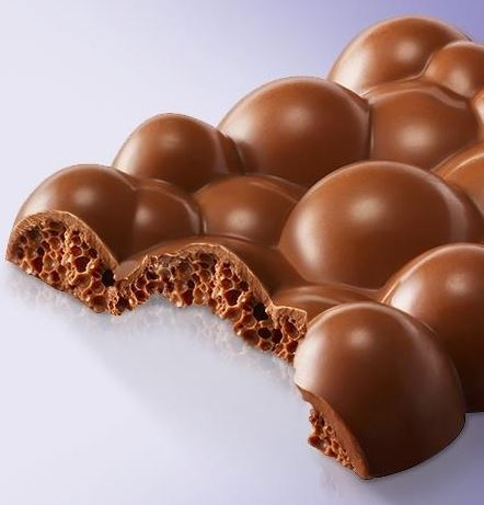 Get a FREE Cadbury Bubbly Chocolate Bar if you can catchone!!