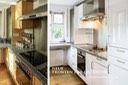 Bulthaup - Küche vor und nach der Modernisierung
