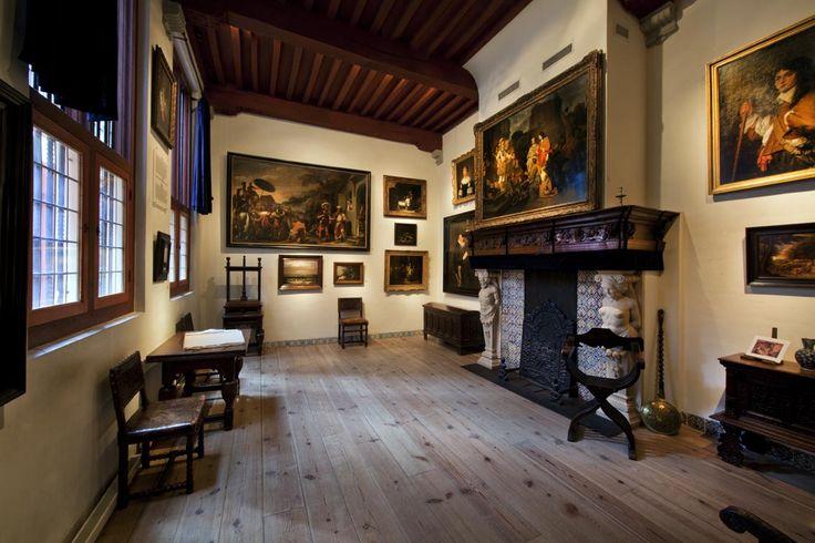 #TalDíaomoHoy, 15 de julio, de 1606 nacía en #Leiden uno de los artistas más importantes de los #PaísesBajos, #Rembrandt. En #Ámsterdam puede visitarse su casa-museo Rembrandt's Huis http://www.viajaraamsterdam.com/museos-en-amsterdam/casa-museo-rembrandt/