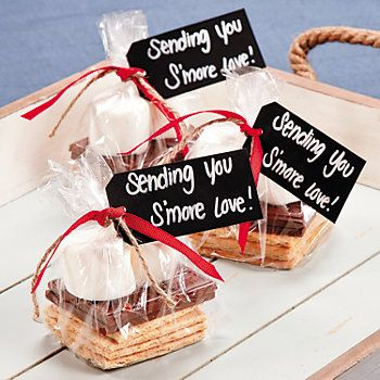 S'more Love! - Maybe for rehearsal dinner favors