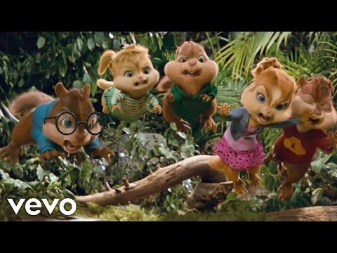 Alvin and The Chipmunks: Chipwrecked: Born This Way/Ain't No Stopping Us Now/Firework- Movie Scene - YouTube