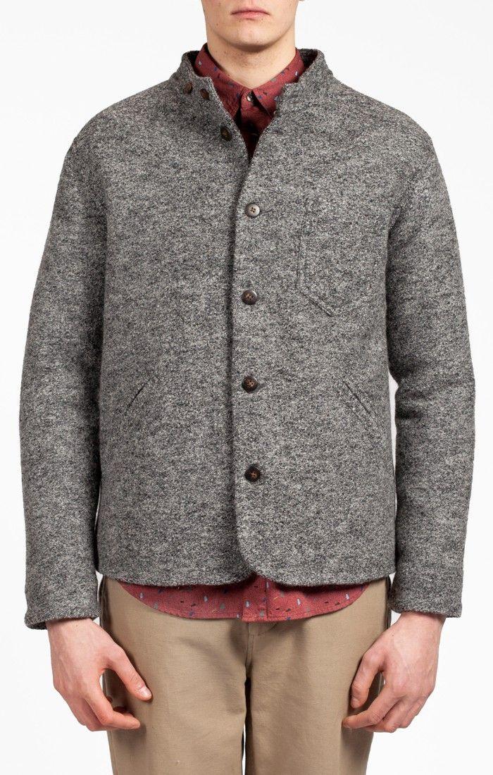 Lifetime Collective / Men's Collection / Jackets / Shuku Wool Jacket