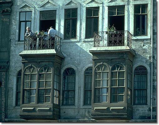 Old Galata House, Istanbul, Turkey