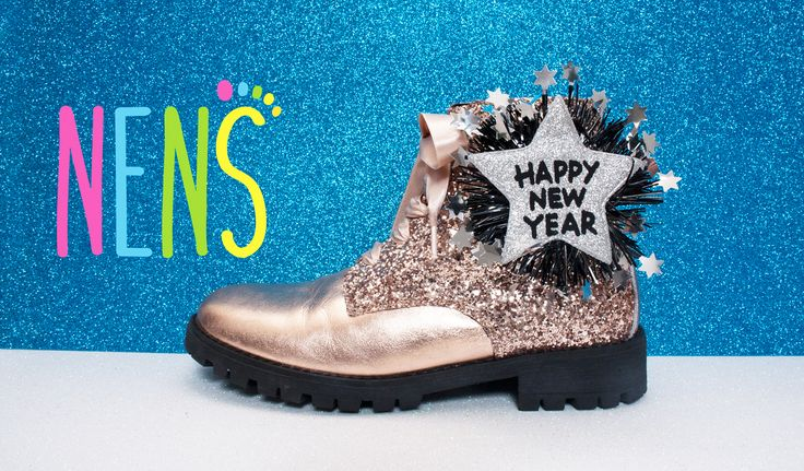 HAPPY NEW YEAR from NENS Childrens shoes