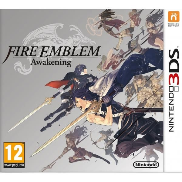 Fire Emblem Awakening Game 3DS | http://gamesactions.com shares #new #latest #videogames #games for #pc #psp #ps3 #wii #xbox #nintendo #3ds