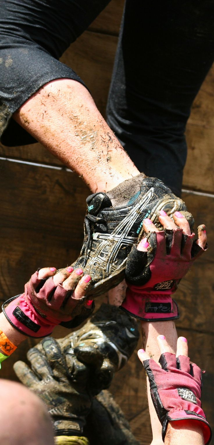 how to train for tough mudder