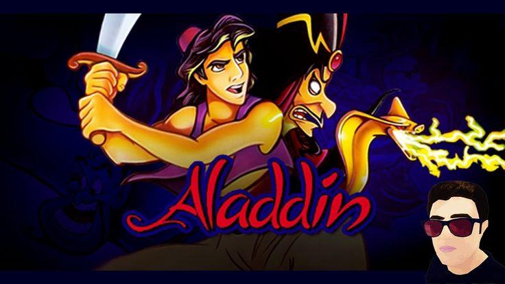 Nostaljik Oyunlar #1 | Aladdinin Sihirli Lambası