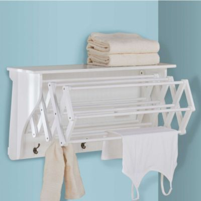 Accordion Drying Rack, neeeeed this for the laundry room!