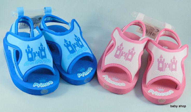 Prince & Princess padded sandal