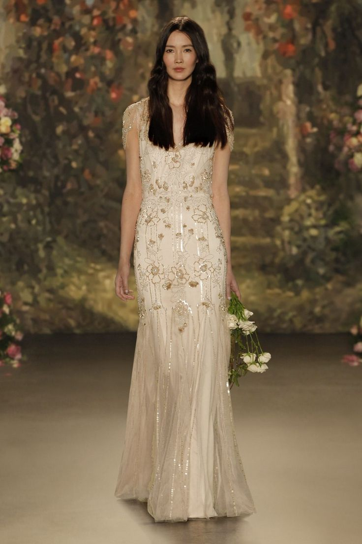 """Jenny Packham """"Mariana"""" :: Available in Australia exclusively at Helen Rodrigues, Sydney +61 2 9904 5700"""