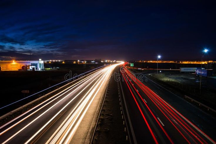 Download Freeway on rush hour stock image. Image of cars, hour - 106654023