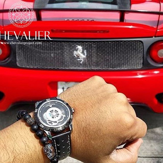 Chevalier Fan Pic The exclusive Swarovski Skull Nero - made with CZ Diamonds and authentic Swarovski Available at Chevalier We ship worldwide #Chevalier #ChevalierProject