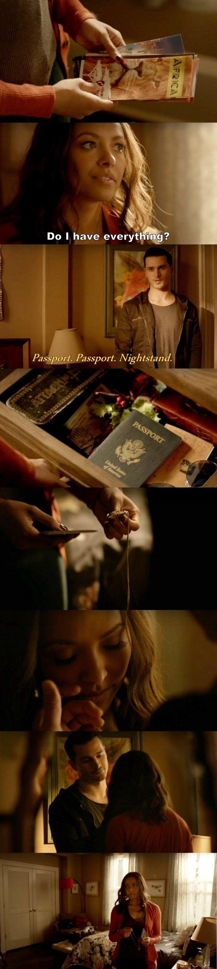 The Vampire Diaries TVD S08E16/Season finale - Bonenzo