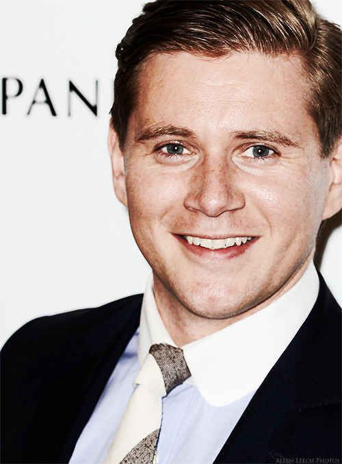 22 hottest men on PBS: Allen Leech but they're SO out of order