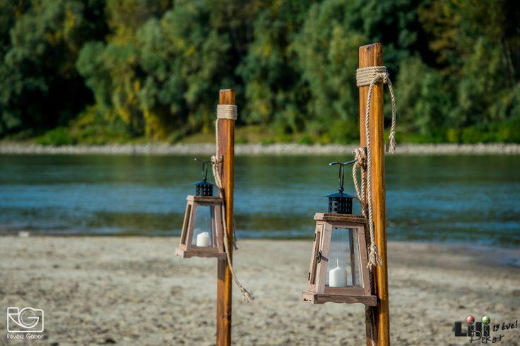 A partra este is letévedő vendégeket a viharlámpák kalauzolják majd.