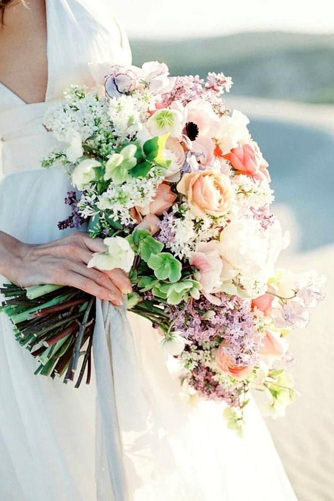 TOP Engagement and Wedding Ideas Part 4 ❤ See more: http://www.weddingforward.com/wedding-ideas-part-4/ #wedding #bouquets #ideas