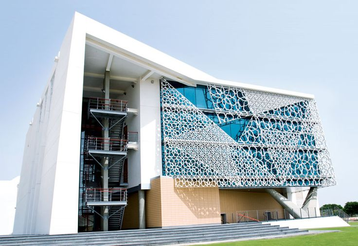 Modern Architecture, Bank of Muscat by Atkins