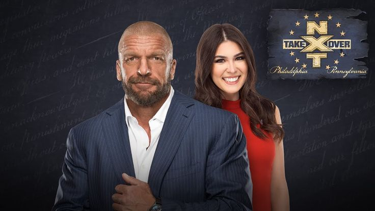 NXT TakeOver: Philadelphia Q&A with Triple H and Cathy Kelley - http://newsaxxess.com/nxt-takeover-philadelphia-qa-with-triple-h-and-cathy-kelley/