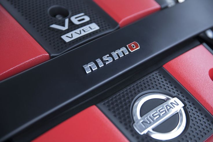 2015 Nissan 370Z Nismo.