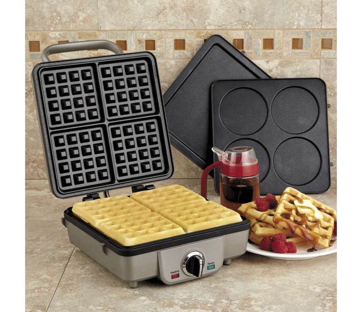 recipe: panini waffle maker removable plates [10]