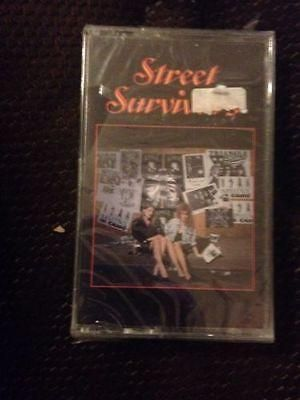 STREET SURVIVORS - BRAND NEW CASSETTE TAPE