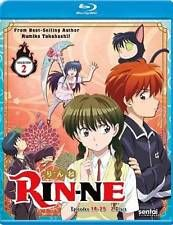 RIN-NE: COLLECTION 2 NEW BLU-RAY