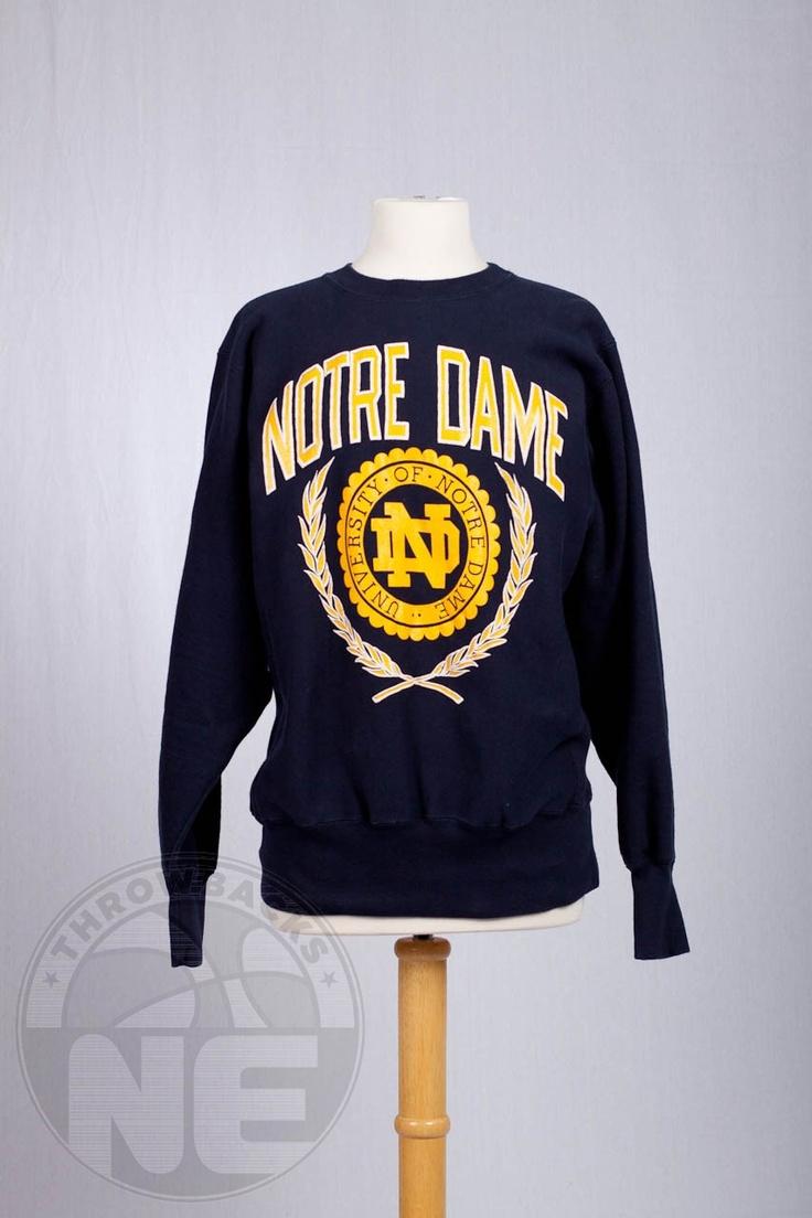 University of Notre Dame Champion Crewneck