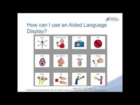 Aided Language Stimulation – Make It Interactive and FUN! By Dr Caroline Musselwhite - YouTube