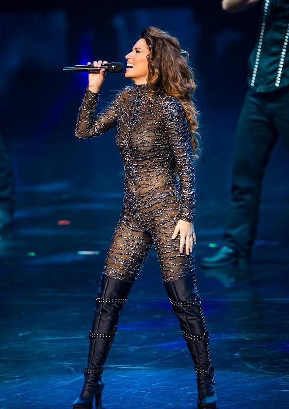 Opening Night: Shania Twain Performs in the #Colosseum at #Caesars Palace in Las Vegas on 12/1/2012