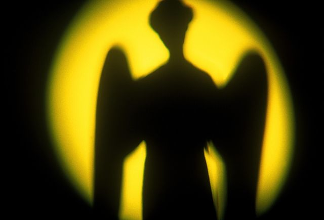 Contacting Your Guardian Angel: Scent Messages